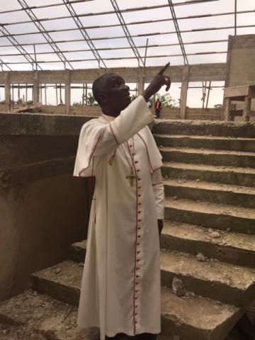 Ghana - Bishop Joseph Visits, August 2017
