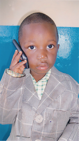 Kaluka Bernard - Ndekesha Orphan