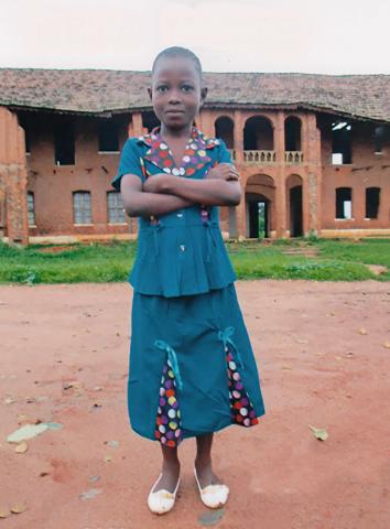 Meta Marie - Ndekesha Orphan