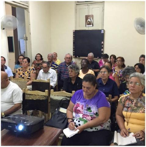 School of Faith - Cuba