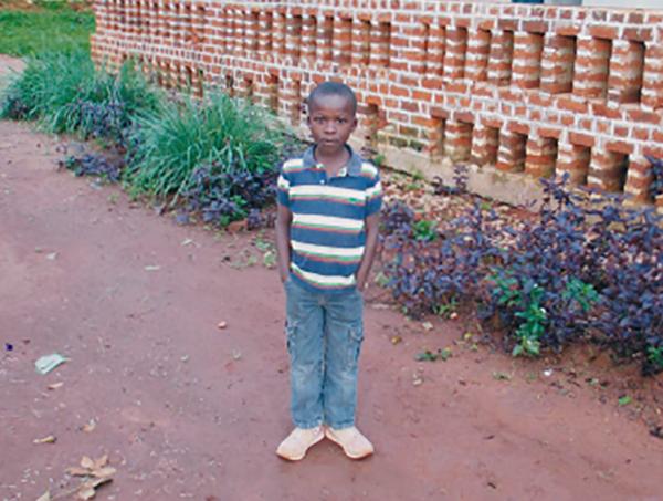 Mulumba Pierre - Ndekesha Orphan