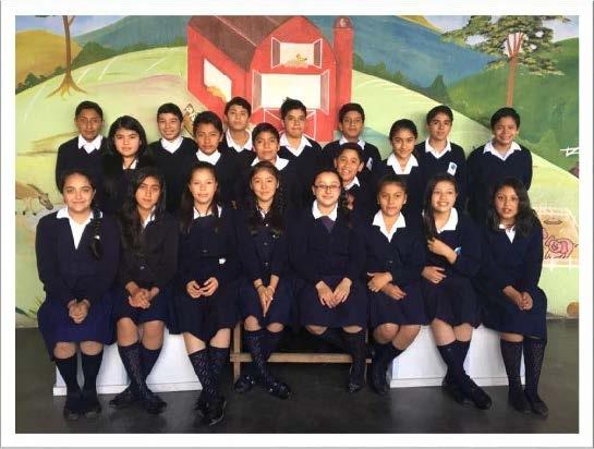 MA Guatemala\\'s 6th grade graduate