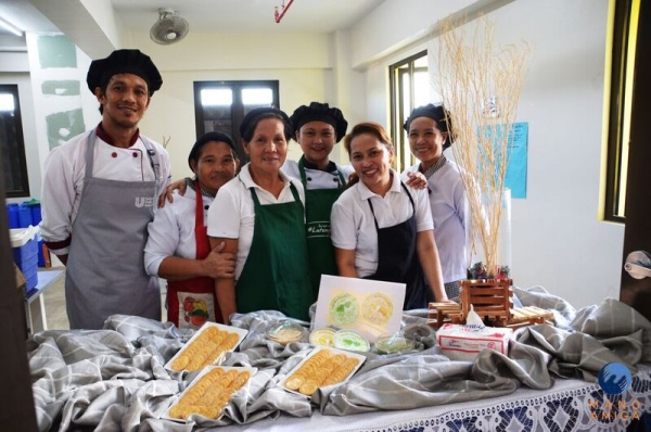 MA Philippines - Catering team for 2017 Idea Carnival