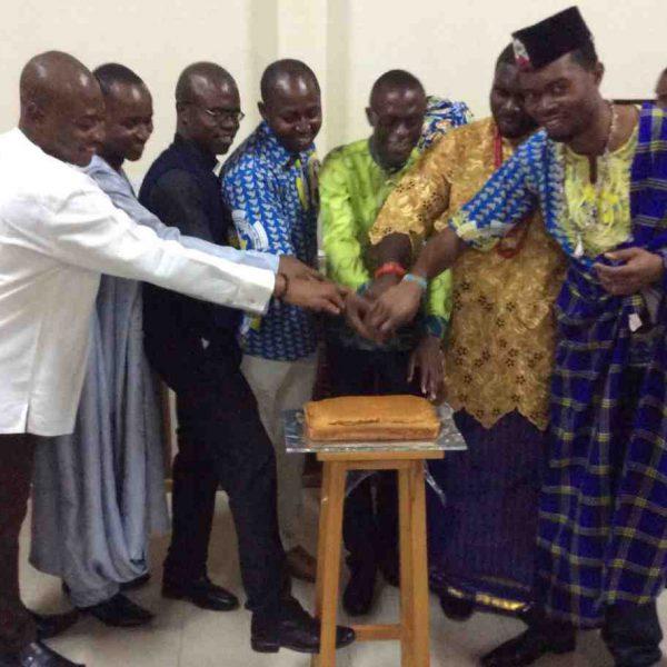 SMA Seminarians soon to be ordained Ghana