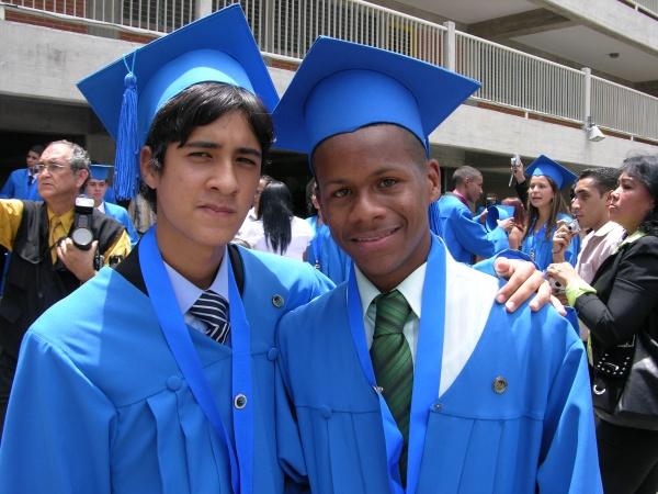 Graduates from Mano Amiga - Venezuela