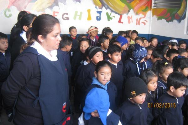Mano Amiga Guatemala students - Guatemala