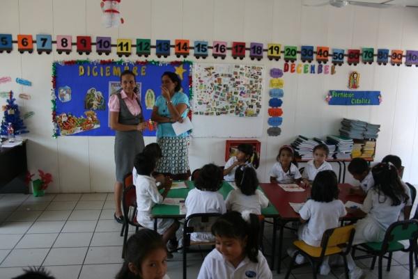 Mano Amiga Tapachula students