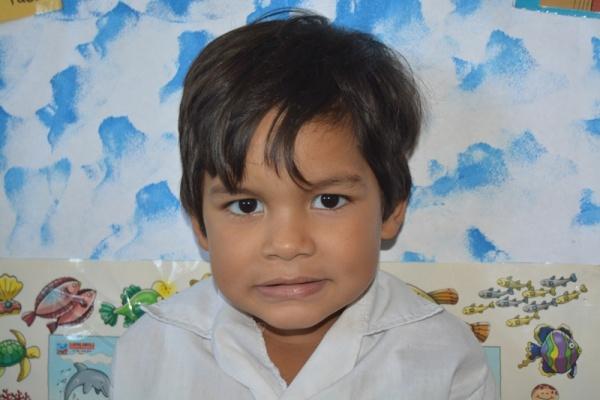 Alejandro, a Mano Amiga Mariches student - Venezuela