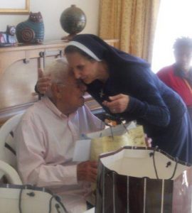 The Sisters of Nazareth and Nazareth House Johannesburg provide not just care and services to residents but also love and human connection, truly honoring the dignity of every man, woman, and child they care for.