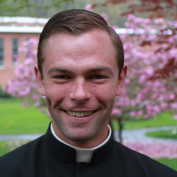 Br. Darren Wallace, LC