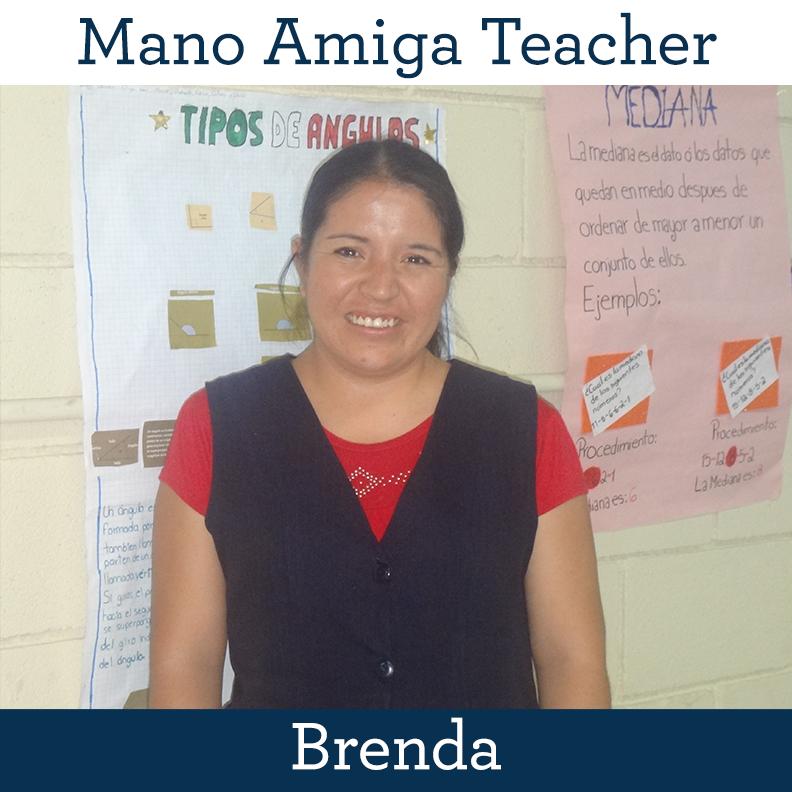 Mano Amiga Teacher Brenda
