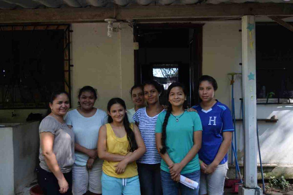 Casa San Francisco-oldest girls home - Honduras