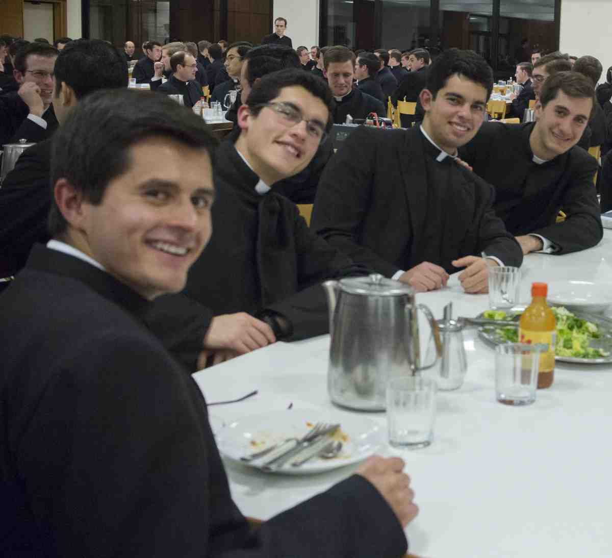 Seminarians are men who are preparing to be Catholic missionary priests