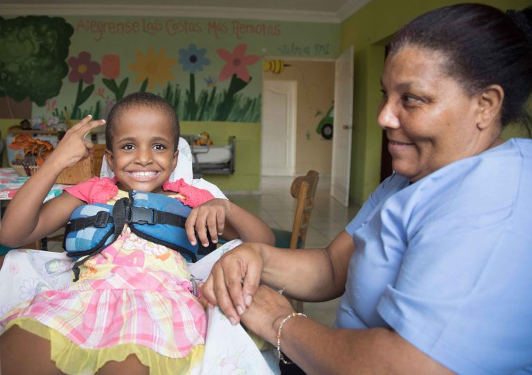 Dominican Republic caregiver