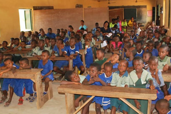 St. Mary\'s Catholic School - Cameroon