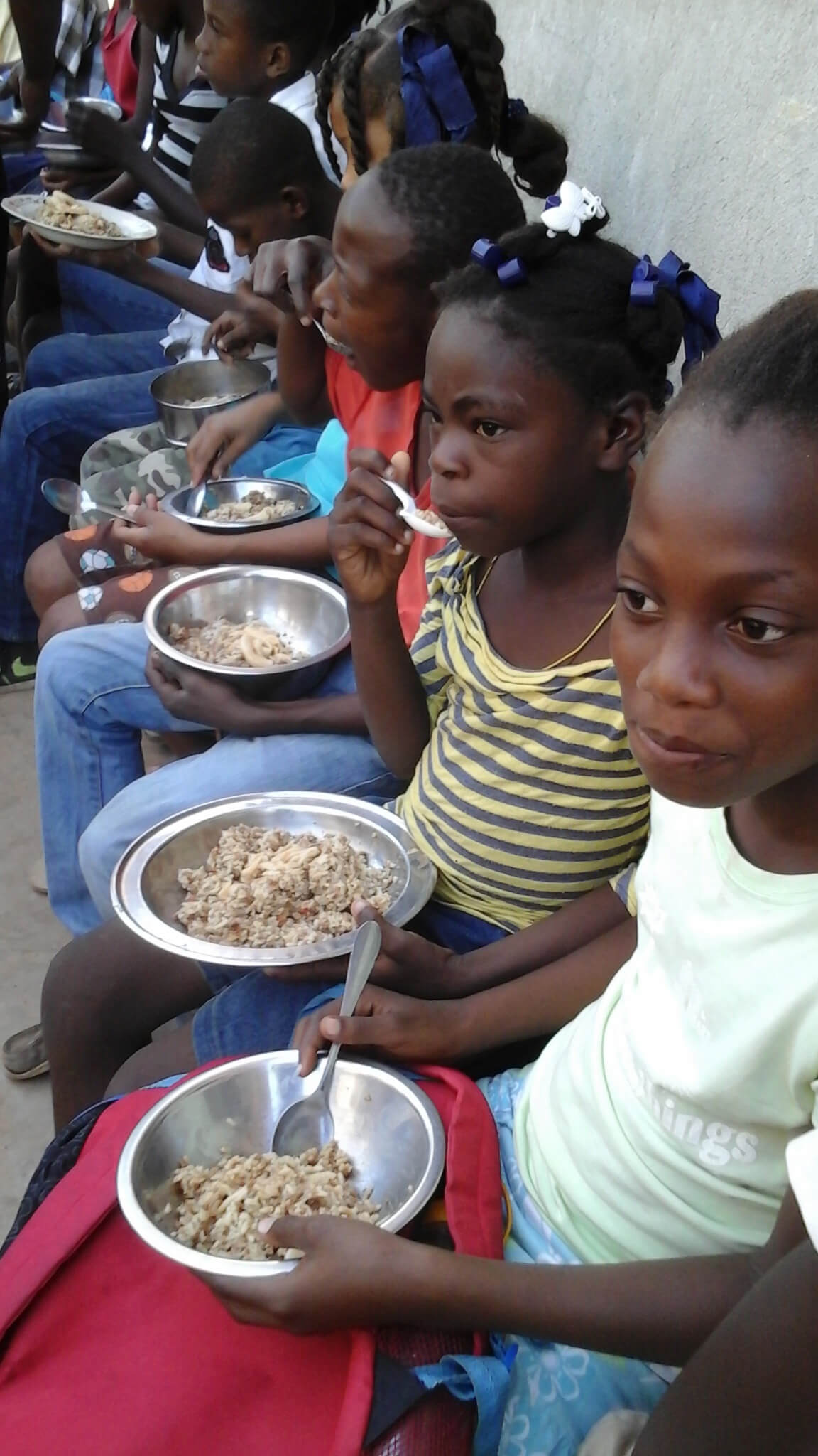 help give children food they need