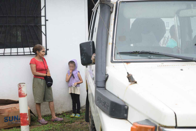 Medical Clinic - Farm of the Child - Honduras