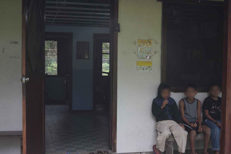 A peek inside the Medical Clinic - Farm of the Child - Honduras