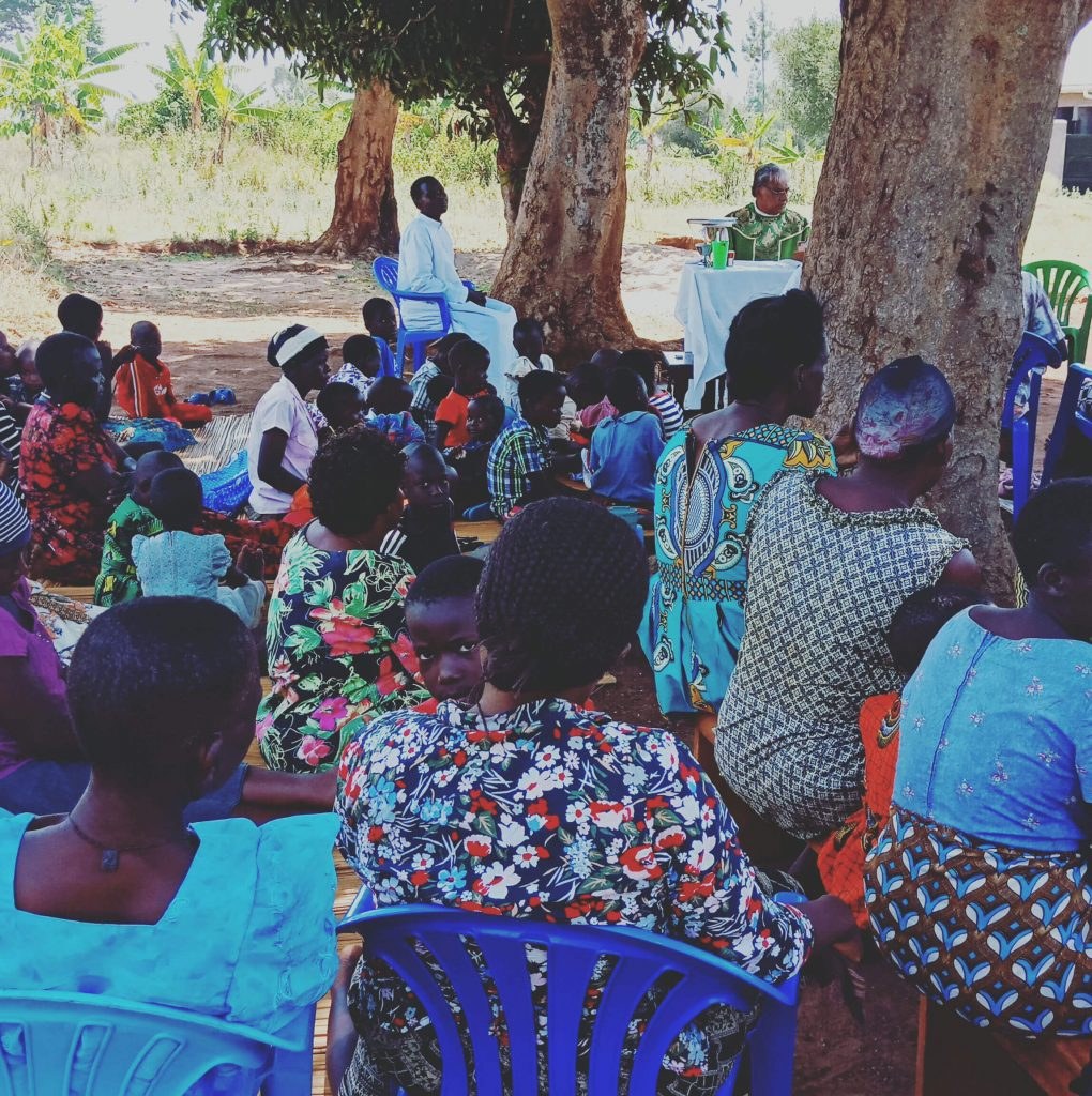 You can be the reason the faith continues in this remote village in Uganda. Will you help today?