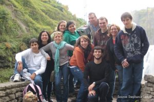 missionary group trip