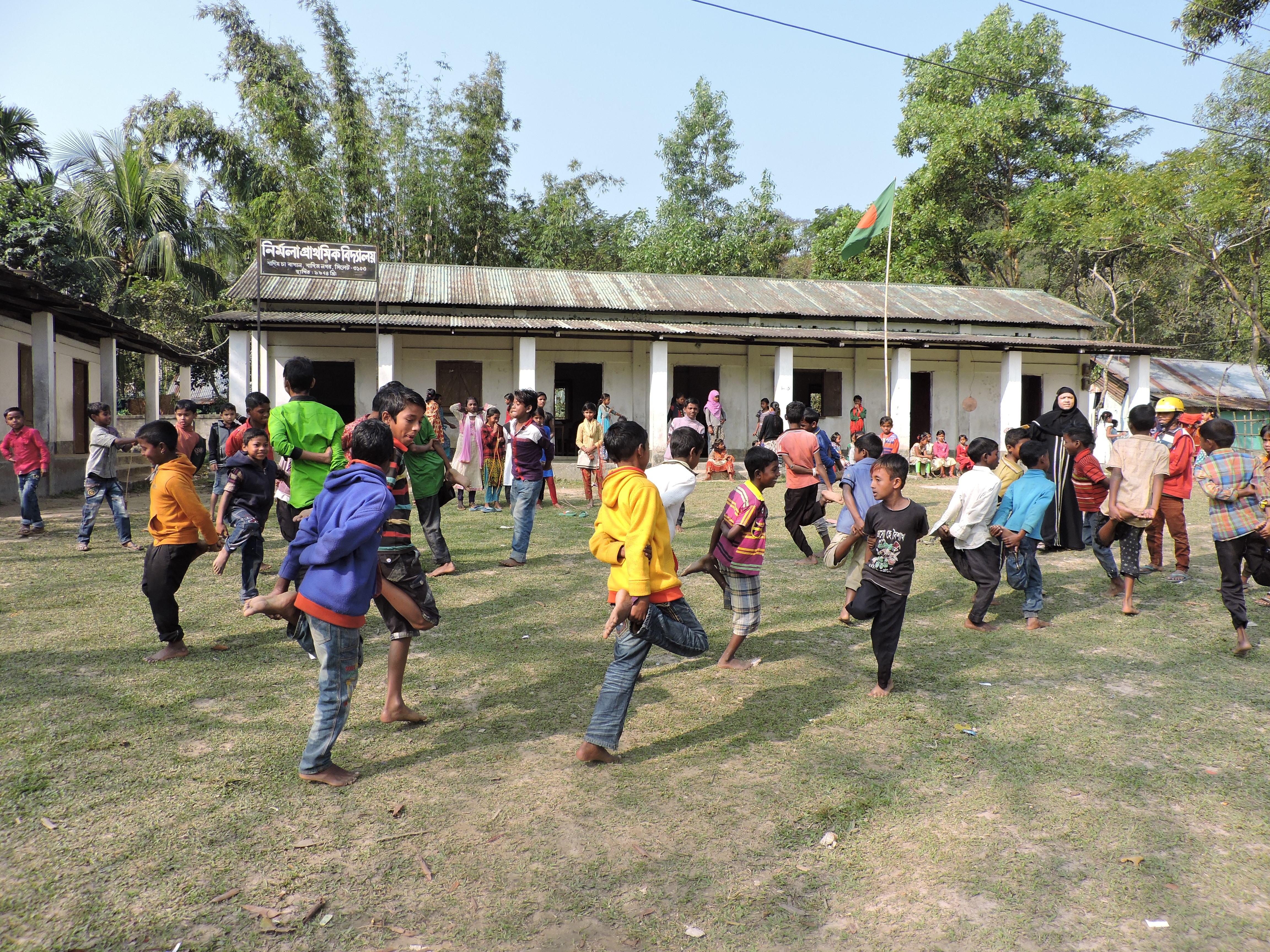 Bangladesh school for kids