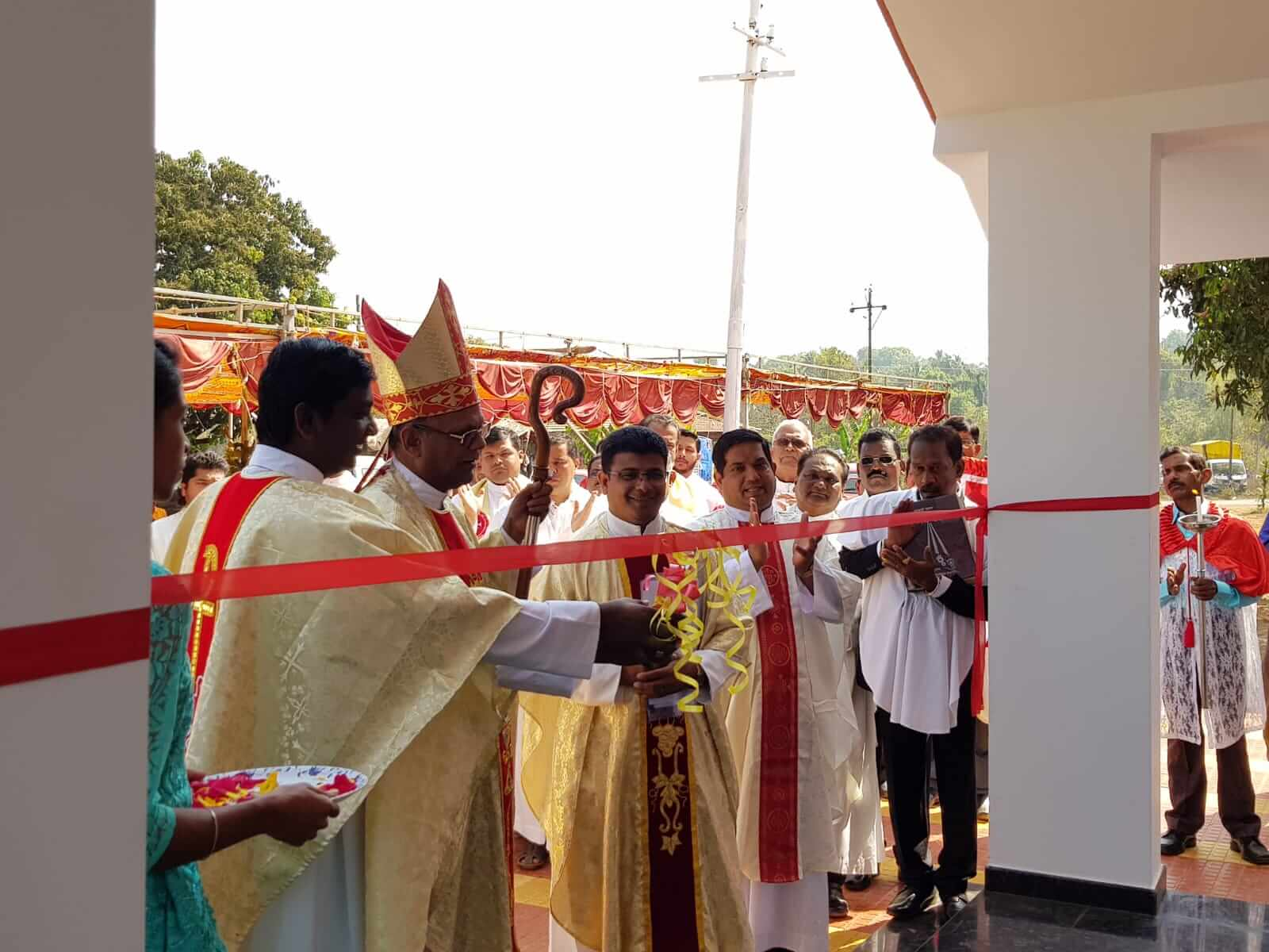 Kalambist Church Dedication 3