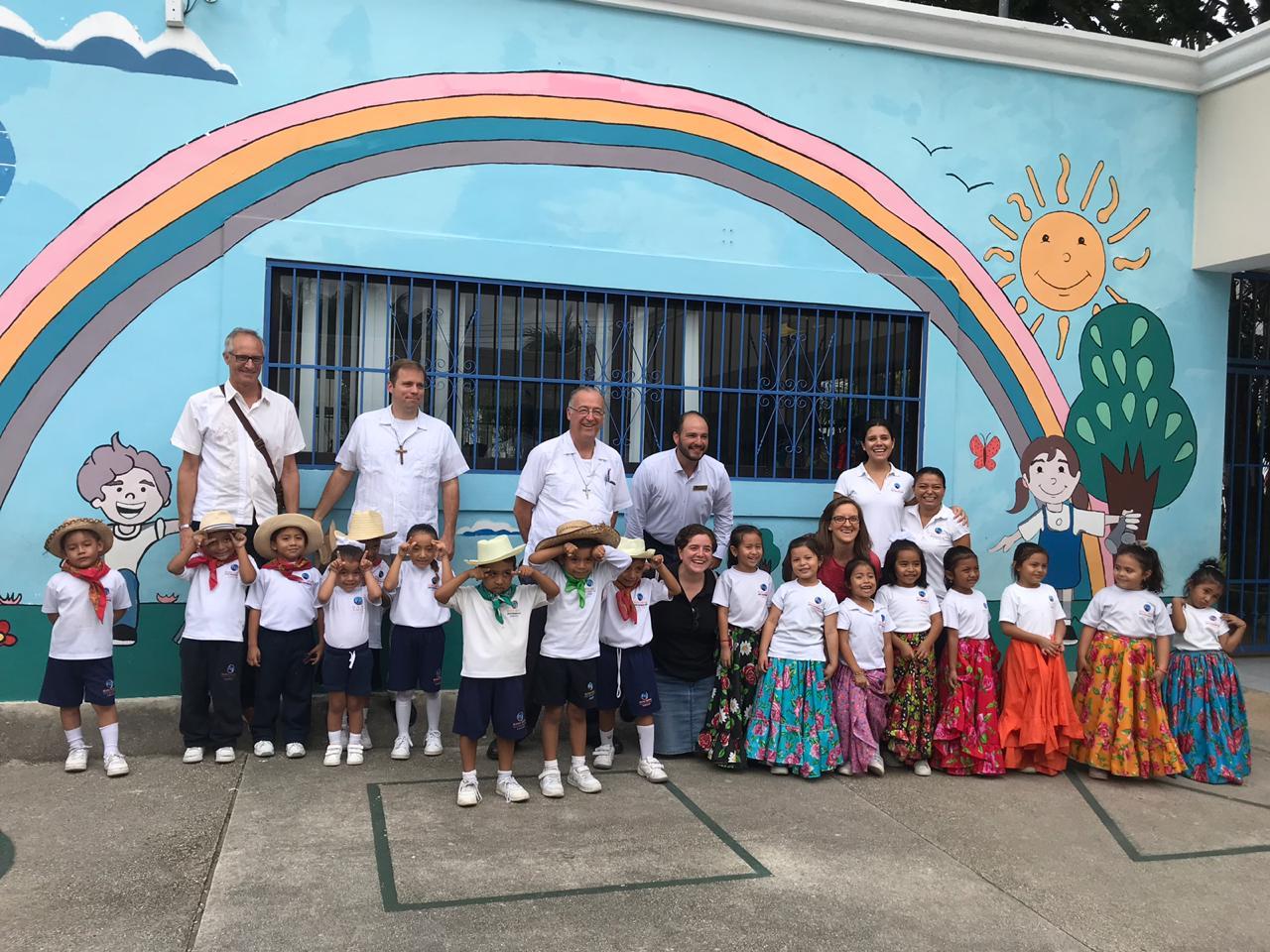 All smiles at Mano Amiga Cancun