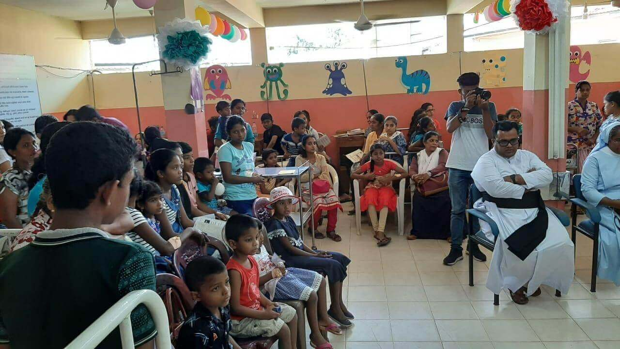 Sri Lanka Christmas Miracle 2019 - celebration event for sick children