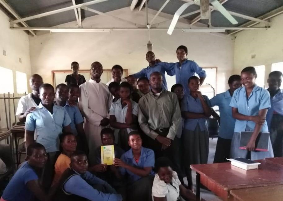 Malawi Career Clinic Funded By Catholic World Mission