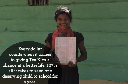 $67 is all it takes to send a child to school for a whole year in Bangladesh. Will you give right now?