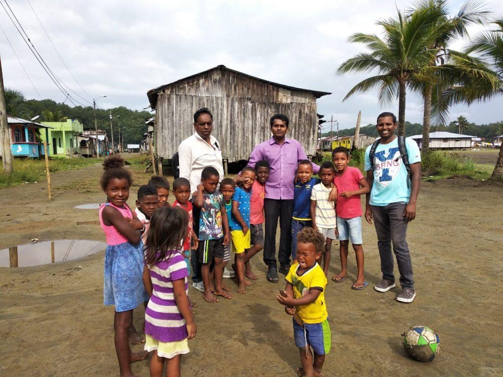 Children in Ecuador