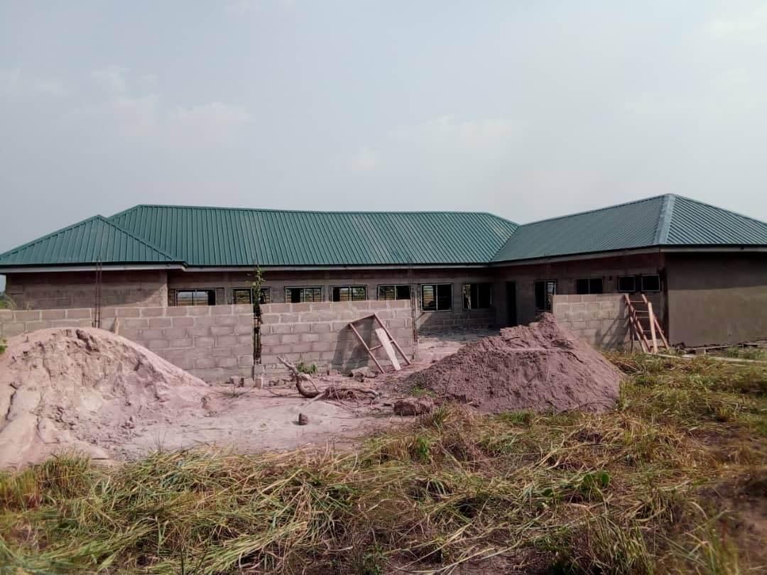 Ghana - Pope Francis Home - Boys Dorm