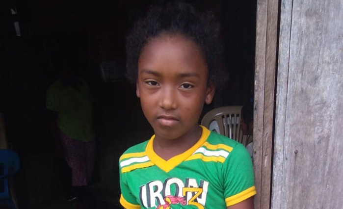 Children like little Yela have nowhere to go without your help.