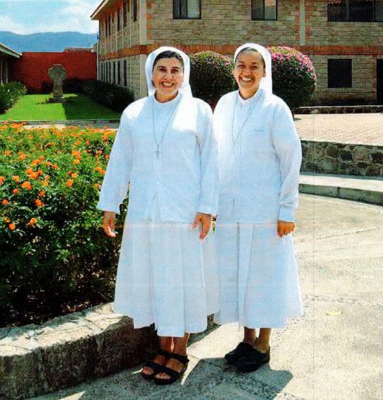Sisters of the Good Samaritan in Malinalco, Mexico