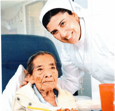 The House for the Sick, operated by the Sisters of the Good Samaritan in Malinalco, Mexico