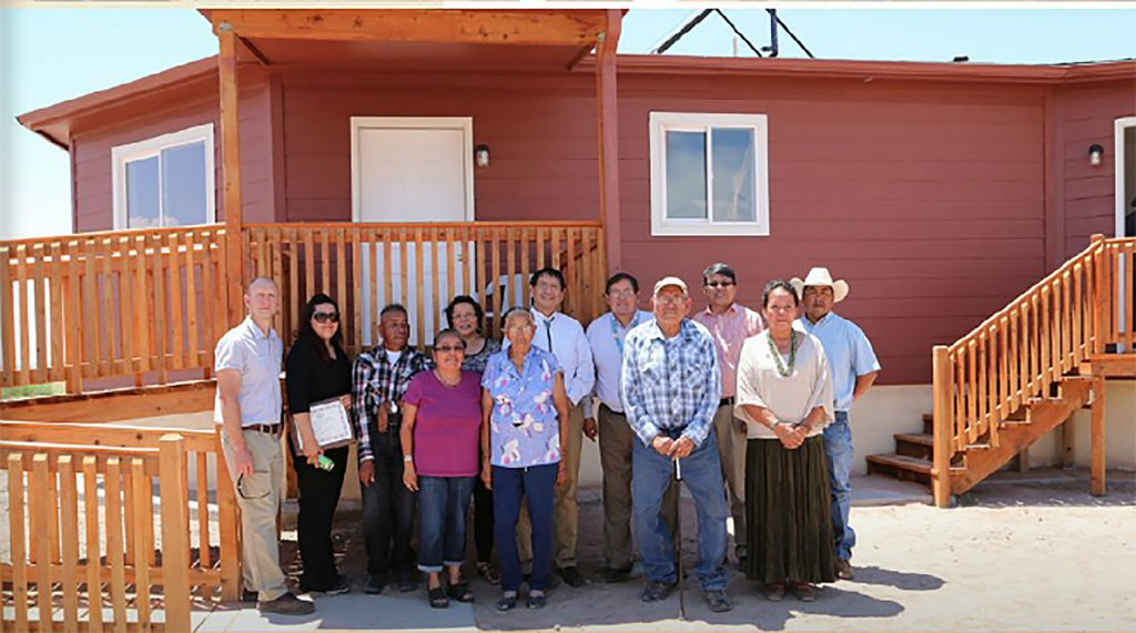Diocese of Gallup new homes