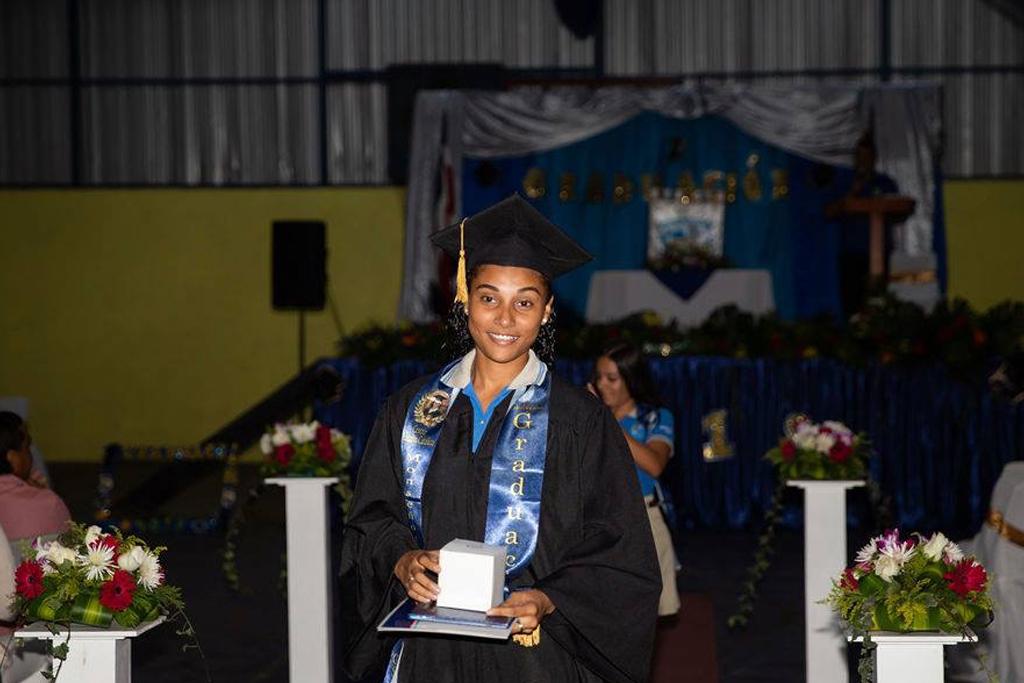 Costa Rica -  Graduate of Vittorino Girardi School