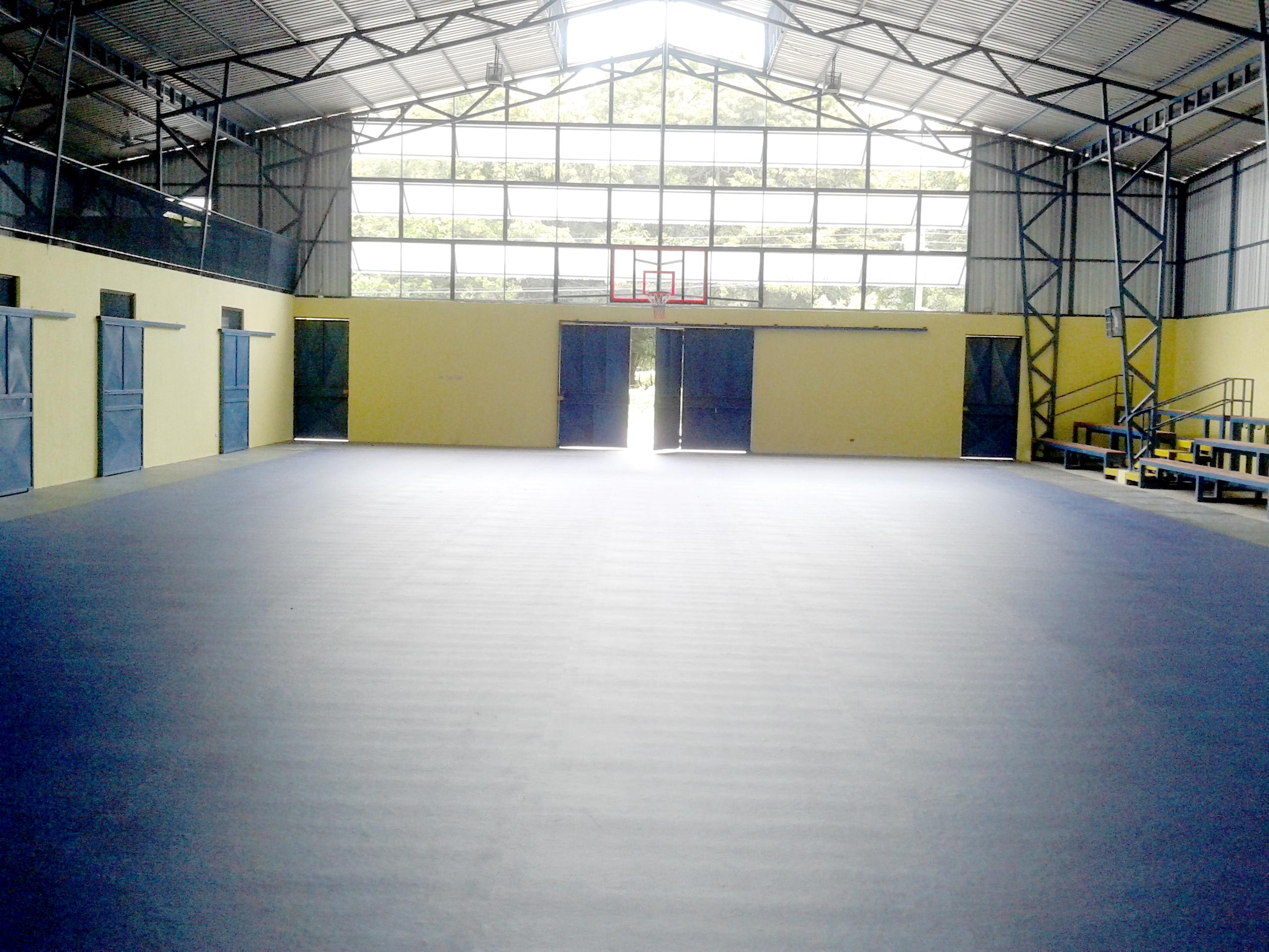 Costa Rica - Vittorino Girardi Gym