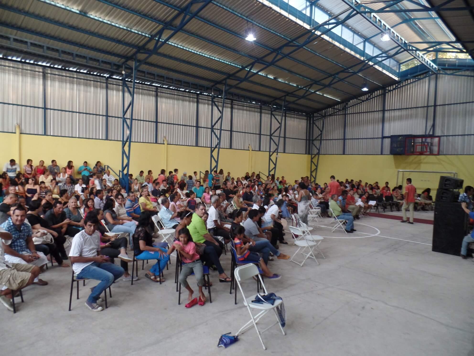 Costa Rica - Vittorino Girardi School Parents\\' Assembly
