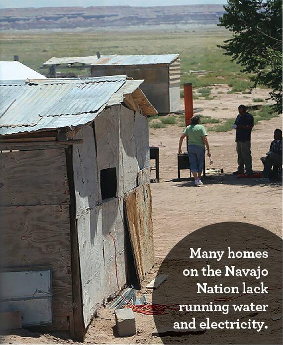 Gallup NM,Navajo House