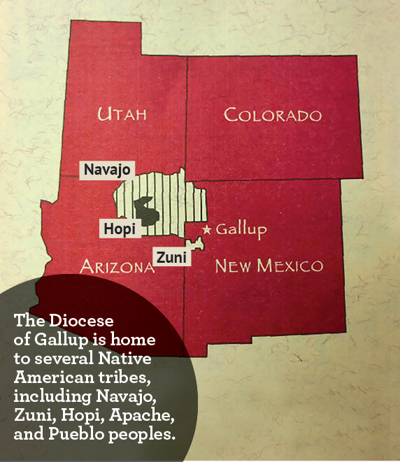Gallup NM_ Home of native American Tribes
