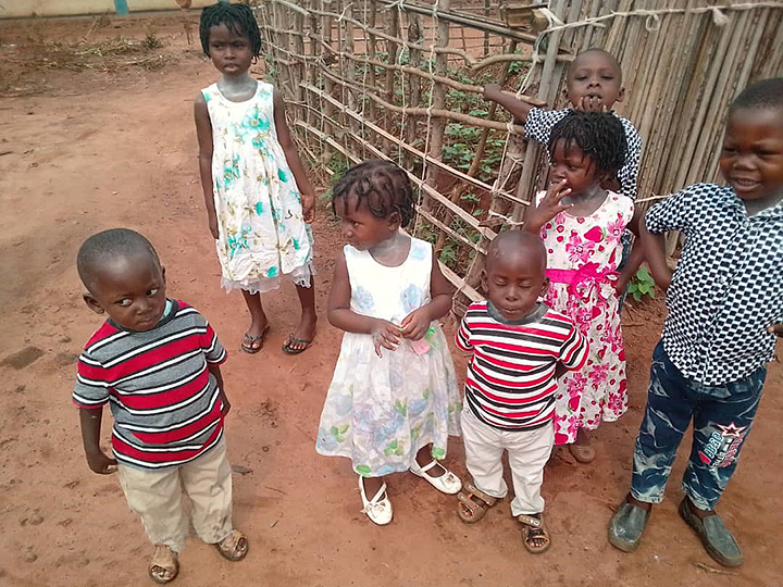 Orphans in DR Congo need your help