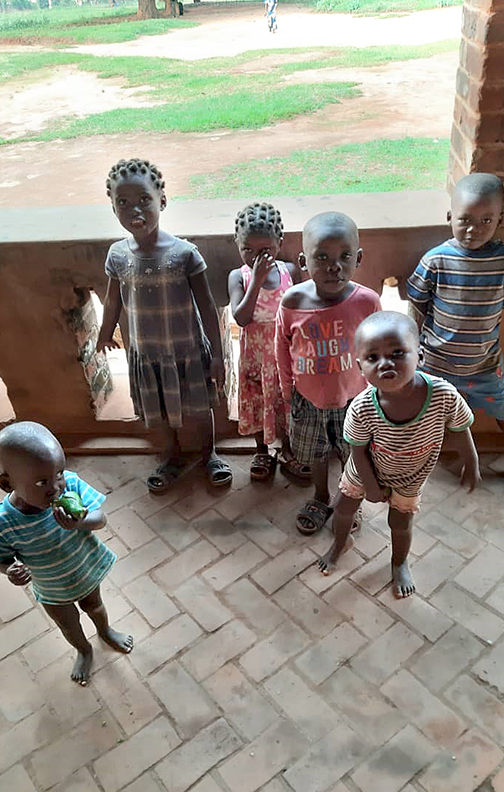 Donate to help the children of the orphanage in DR Congo