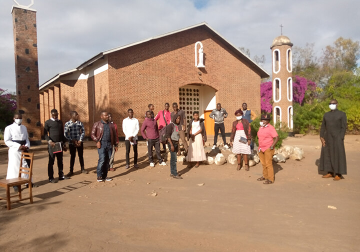 Career Guidance at Malawi Parish