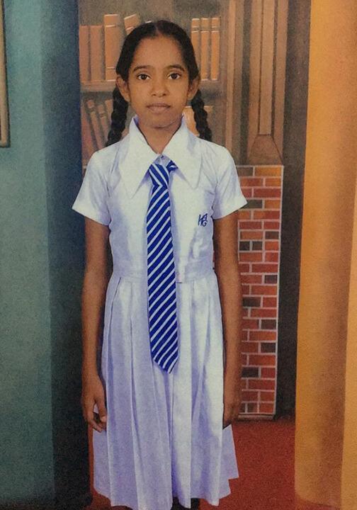 Donate this Christmas to a Sri Lanka sick girl