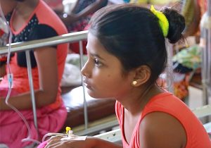 Christmas miracle for sick children in Sri Lanka