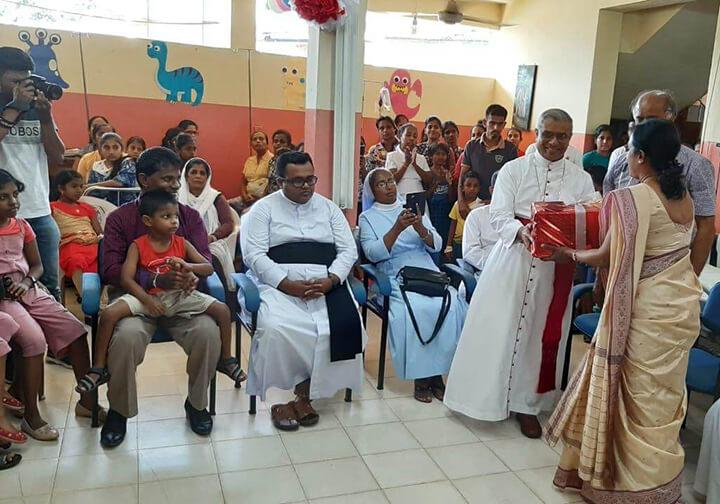 ri Lanka Christmas Miracle - Gift for Sick Children