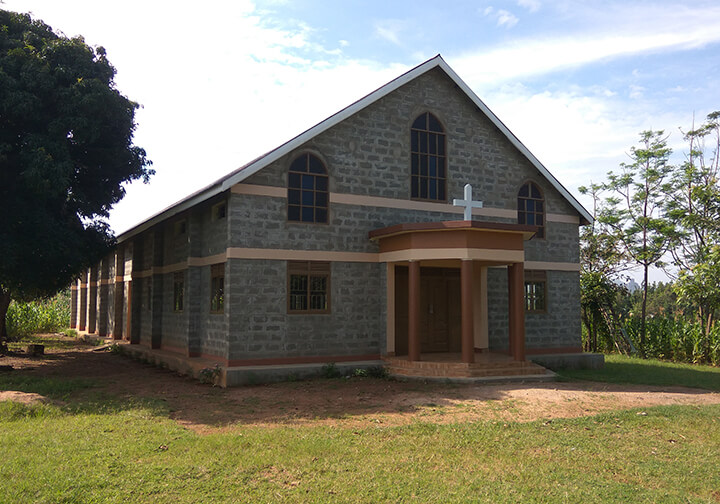 Uganda_St Teresa Church updates