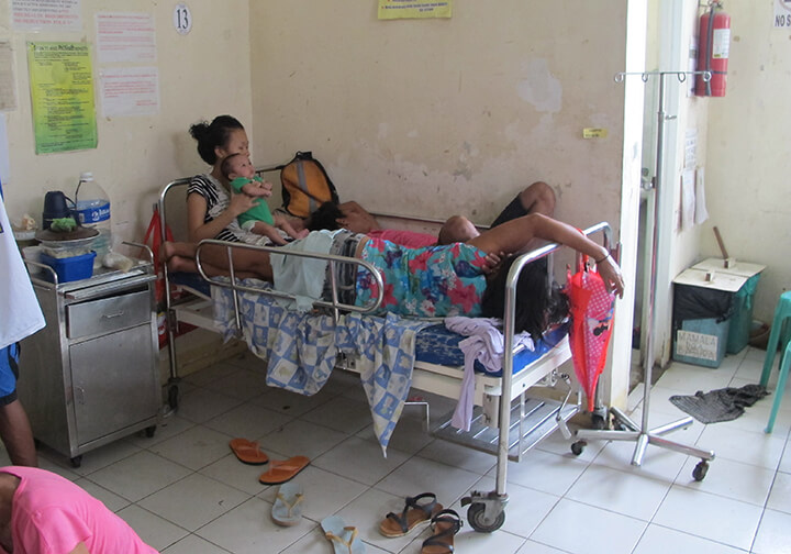 Hospital in Philippines in need for help