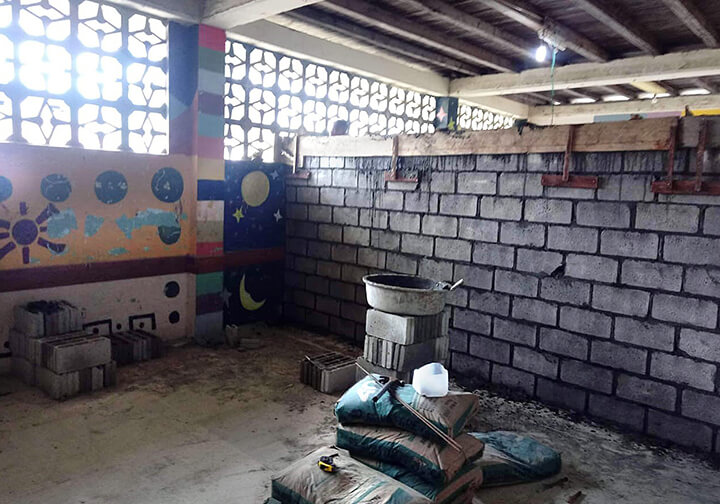 MSFS Fr Kennedy water project in Limones Ecuador